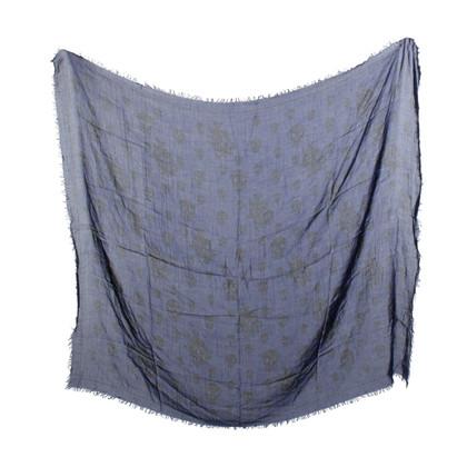 Alexander McQueen Cloth in dark blue