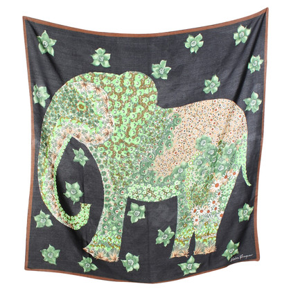 Salvatore Ferragamo Cloth with pattern