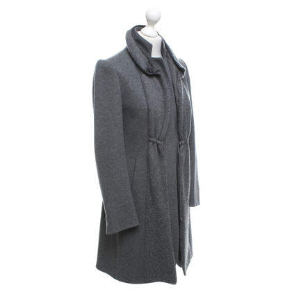 Brunello Cucinelli Coat in grijs