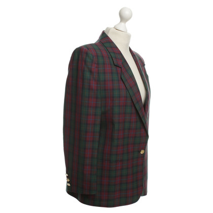 Burberry Jas in plaid patroon