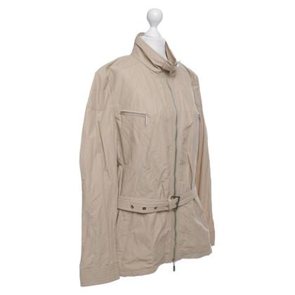 Moncler Jacke in Beige