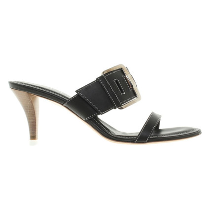 Tod's Mules in black