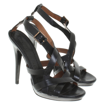 Burberry Sandals in zwart