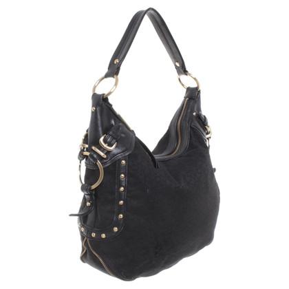 DKNY Handbag in black / gold