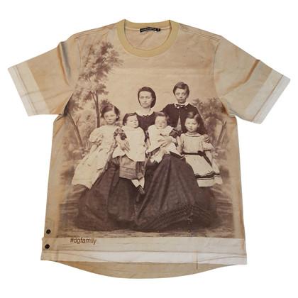 Dolce & Gabbana T-shirt beige