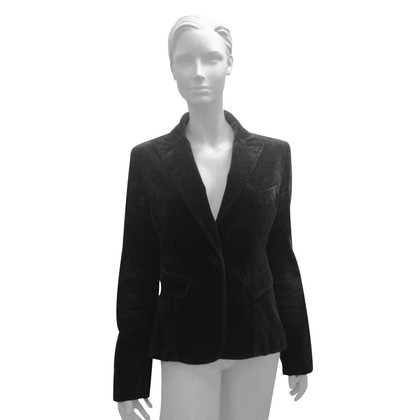 7 For All Mankind Velvet Blazer