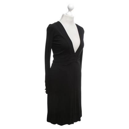 Gucci Wrap dress in black