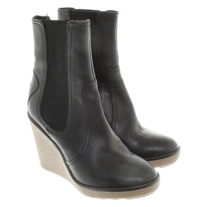 Moncler Ankle boots in black