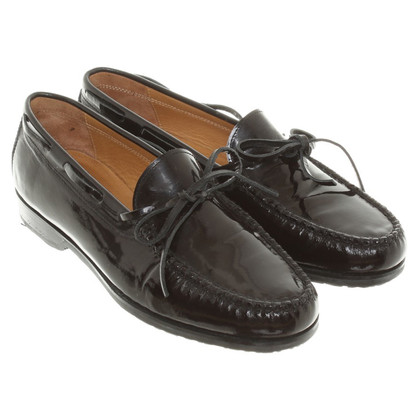 Unützer Loafer in patent leather