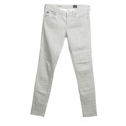 Adriano Goldschmied Jeans mit Muster