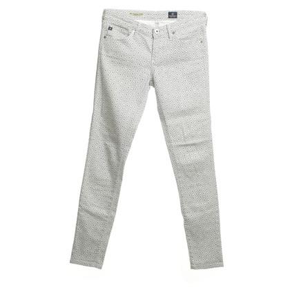 Adriano Goldschmied Jeans con pattern