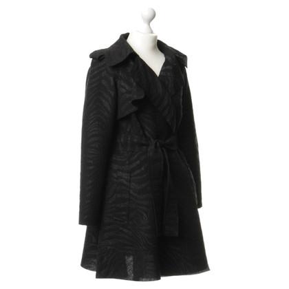 Lanvin for H&M Coat in black