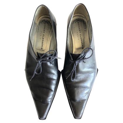 Robert Clergerie Chaussures à lacets noires