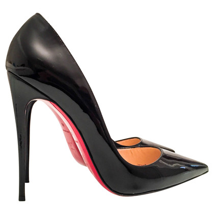 "Christian Louboutin ""So Kate"" Lacklederpumps"