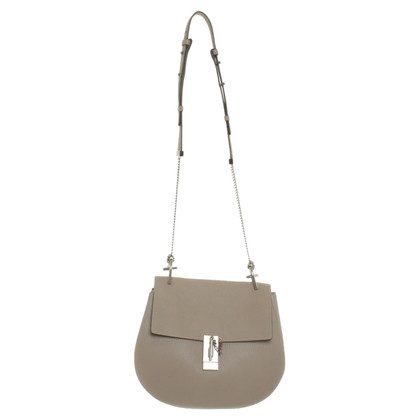 "Chloé ""Drew Bag Medium"" in gray"