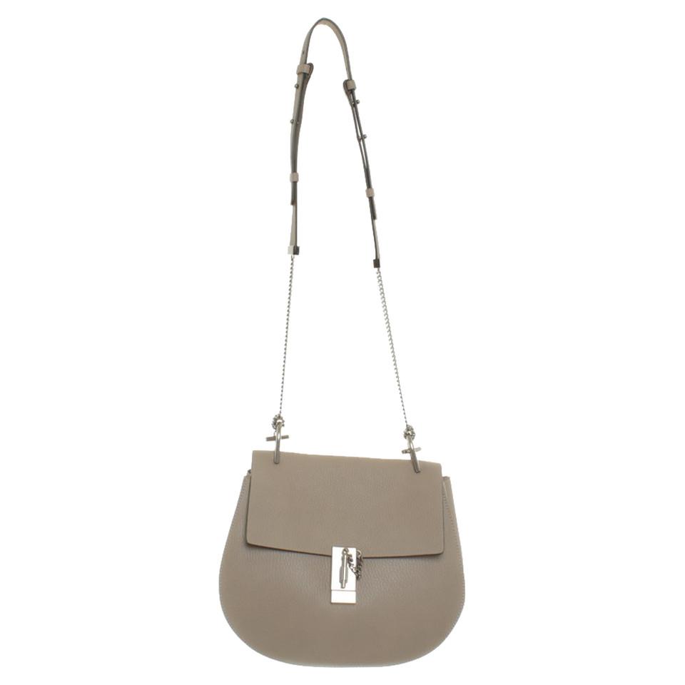 "Chloé ""Drew Bag Medium"" in gray"