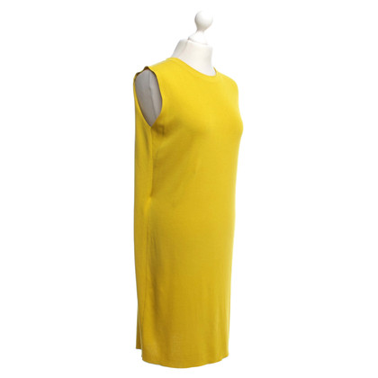 Acne Knit dress in yellow