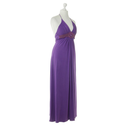 Sky Maxikleid in Violett