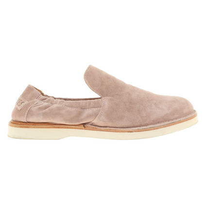 Shabbies Amsterdam Slipper in nude