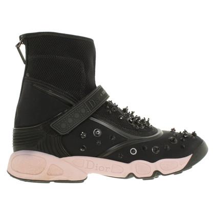 Christian Dior Sneakers in zwart