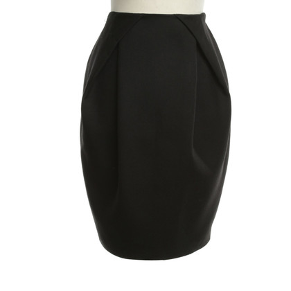 Moschino Cheap and Chic  Balloon skirt in black