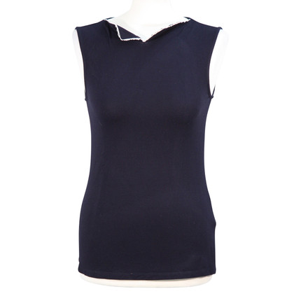 Hobbs Top in donkerblauw