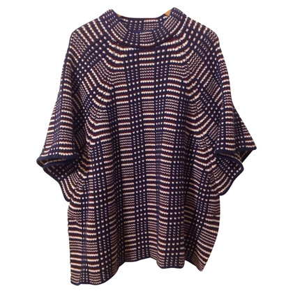 Stefanel Poncho made of knitwear