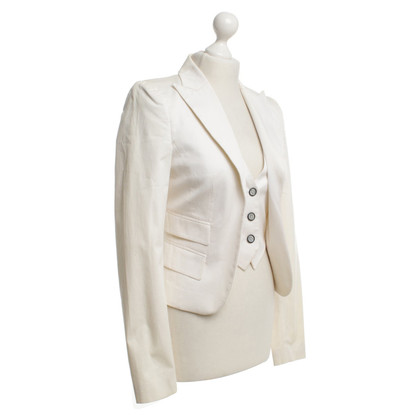 Richmond Blazer in Creme