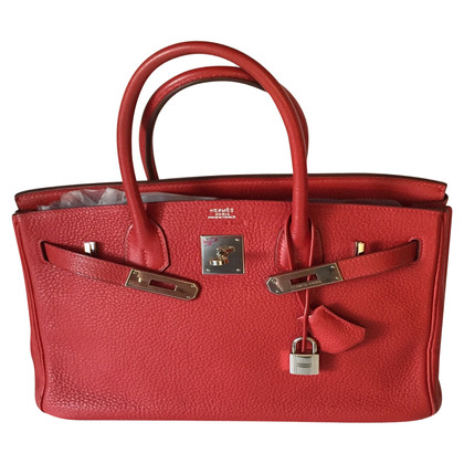 "Hermès ""Birkin Bag 30"" from Clémence leather"