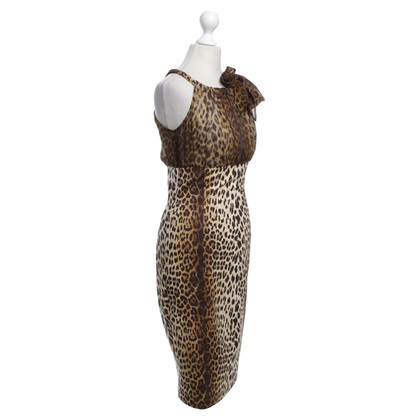 Moschino Love Dress with animal design