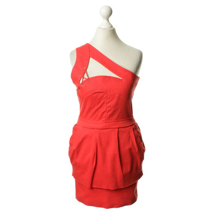 Preen Cocktail jurk in rood