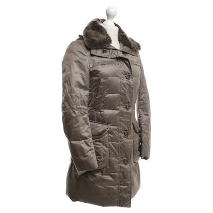 Peuterey Coat in brown