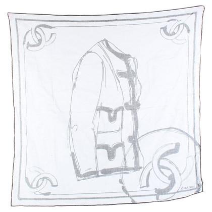 Chanel Cloth in bicolour