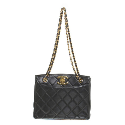 Chanel Borsa a spalla in nero