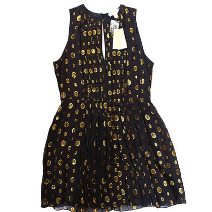 Michael Kors Kleid mit Polka Dots