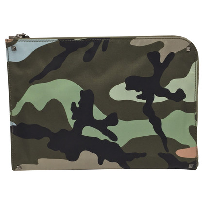Valentino Camouflage Bag
