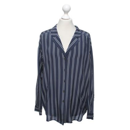 Closed Oversized blouse met gestreept patroon