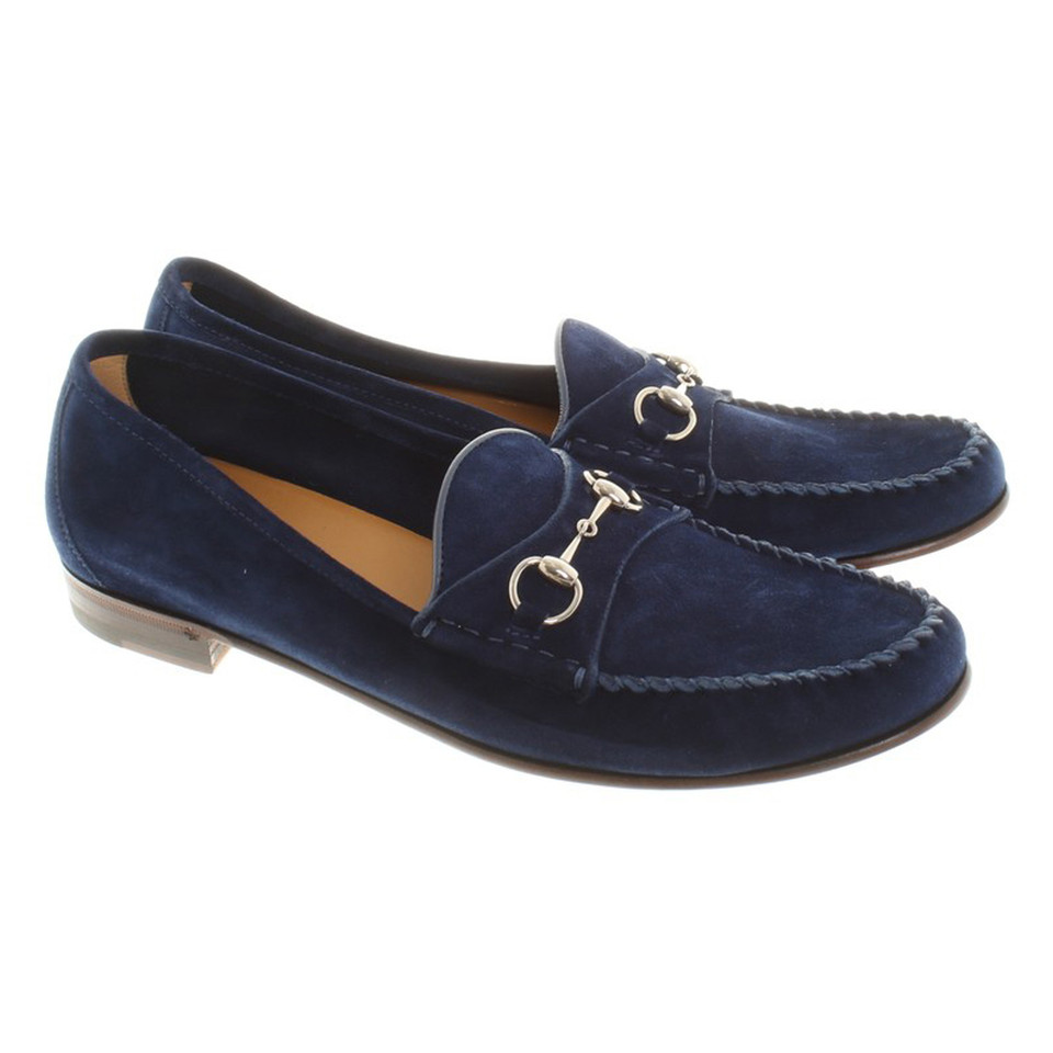 gucci slipper in blau second hand gucci slipper in blau gebraucht kaufen f r 150 00 2187163. Black Bedroom Furniture Sets. Home Design Ideas