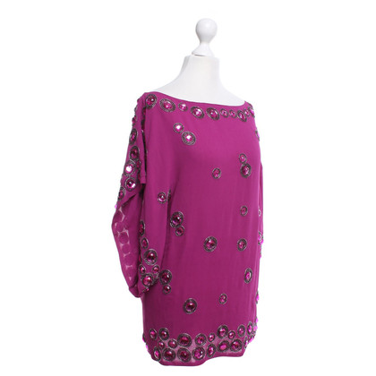 Antik Batik top with precious stones