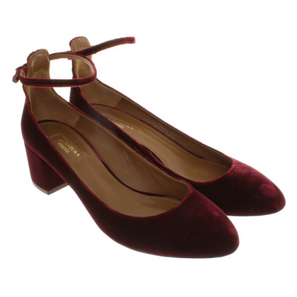 Aquazzura pumps a Bordeaux