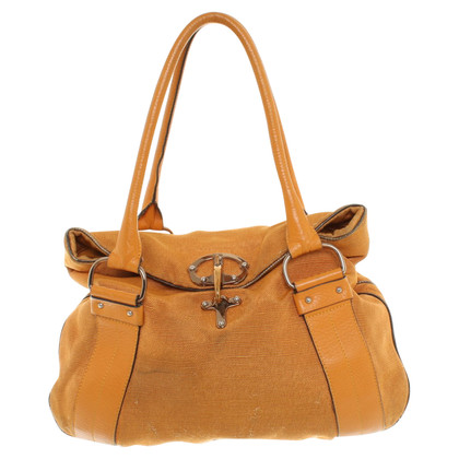 Fay Handtasche in Orange
