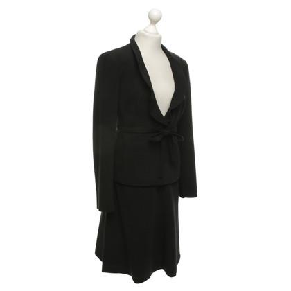 Max Mara Costume noir