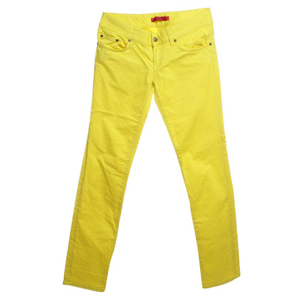 Hugo Boss Jeans in Yellow