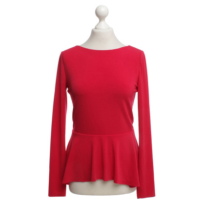 Alice + Olivia Top con peplum
