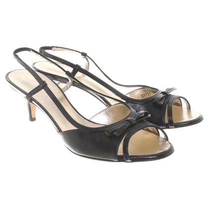 Escada Sandals in black