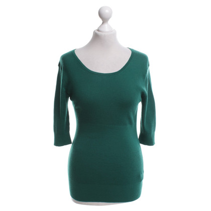 Dolce & Gabbana Cashmere sweater in green