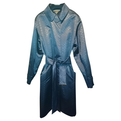 Louis Vuitton Trenchcoat aus Seide