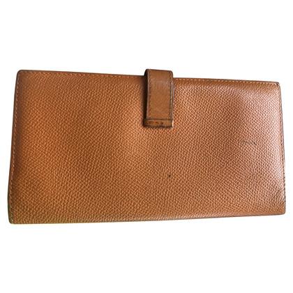"Hermès ""Béarn Wallet Epsom Leather"""