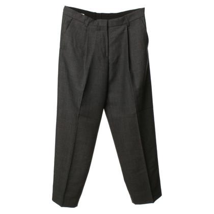 Dries van Noten Pants with Web pattern
