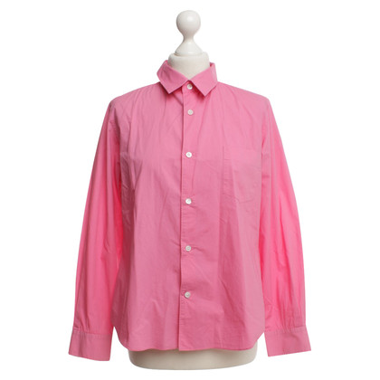 Comme des Garçons for H&M Cotton shirt in pink